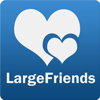 large friends app